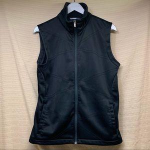 Columbia Women's Full Zipper Vest Stitch MidWeight